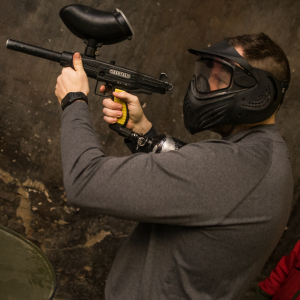 Agent Jason Bourne - paintball