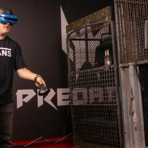 Predator Virtual Reality