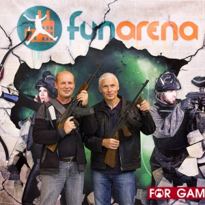 For Games 2016 - Fun Arena fotokoutek